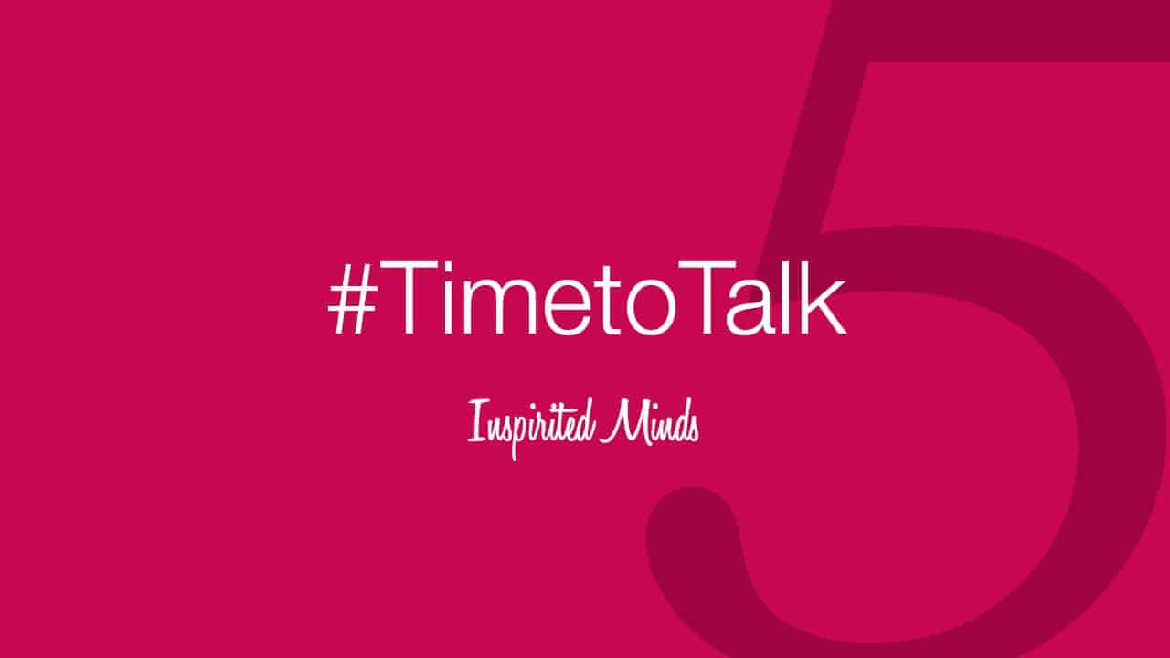 #TimetoTalk Review