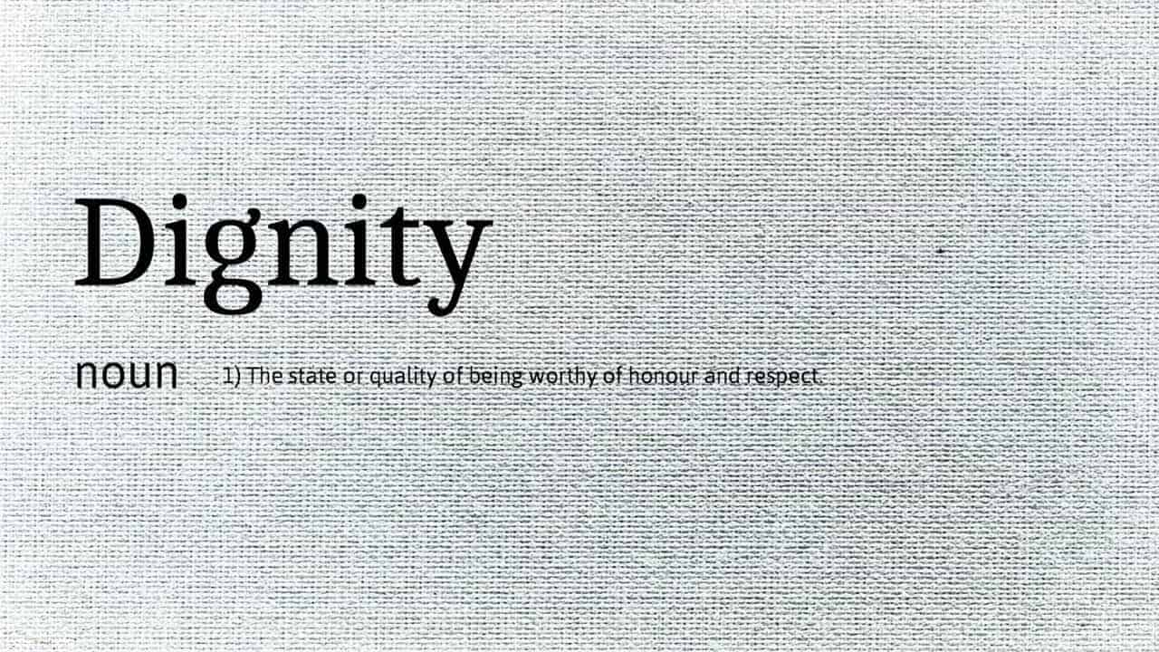 Dignity - Inspirited Minds