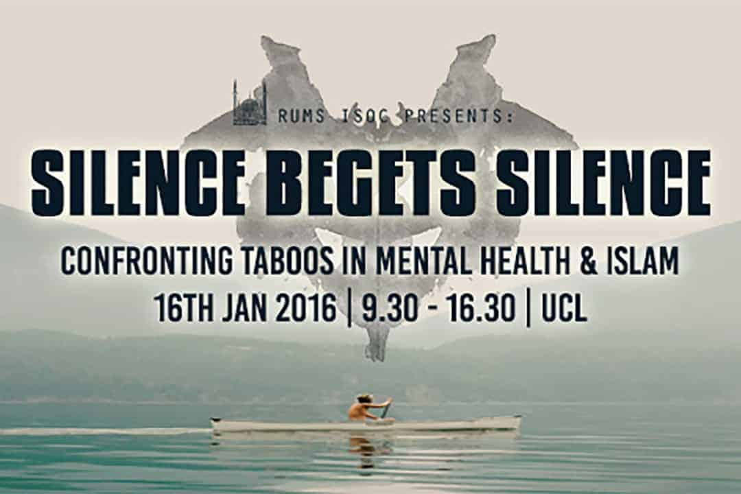 Silence Begets Silence – Confronting Taboos in Mental Health & Islam