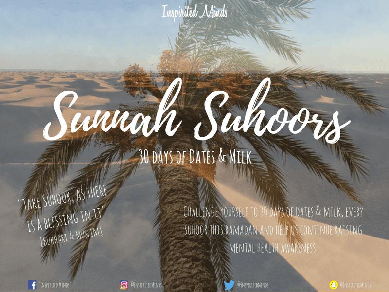 Sunnah Suhoors