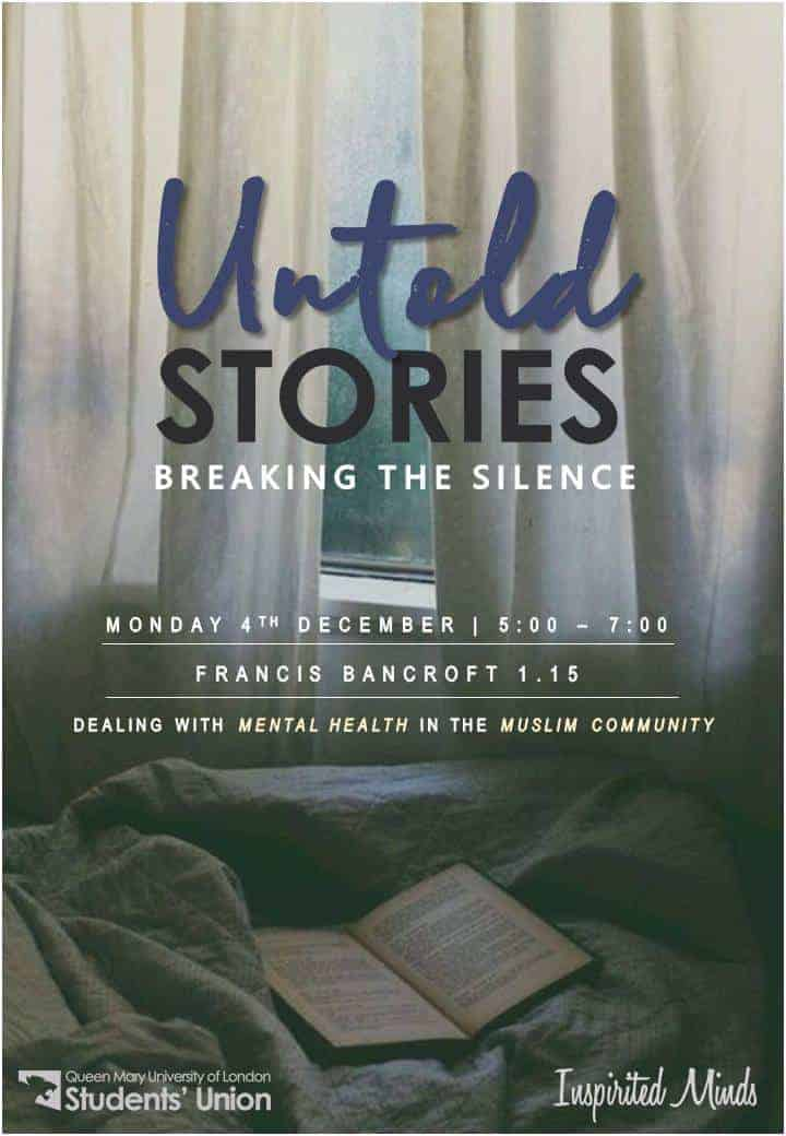 Untold Stories – Breaking the Silence