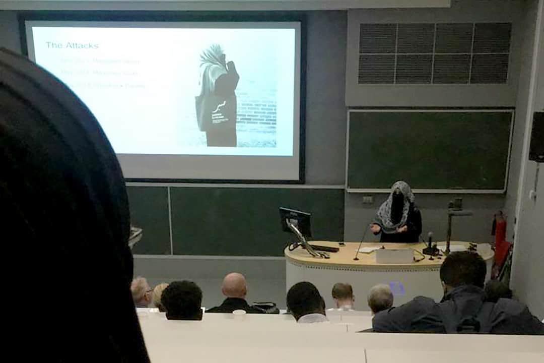 Islamophobia Awareness Evening at UEA Review
