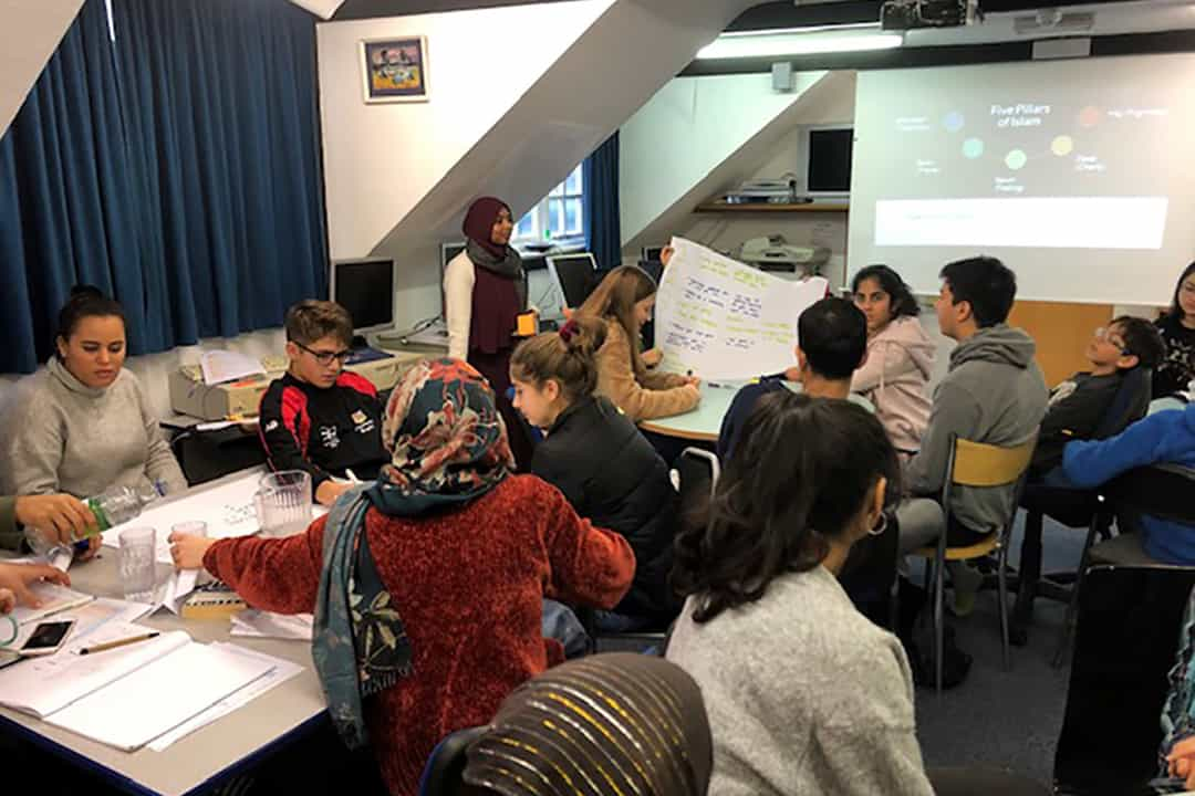 Youth Mental Wellbeing at the Dorking Youth Residential