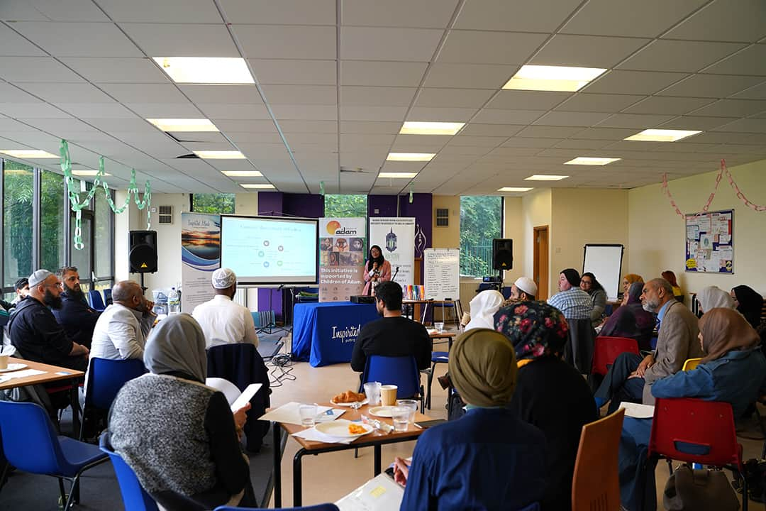 Community Leadership and Muslim Mental Health Training in Peterborough Reflections