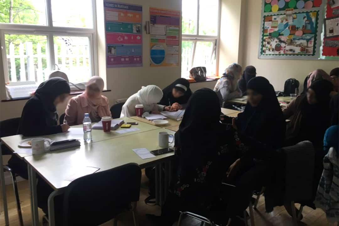 Lady Aisha Academy Teacher Training Reflections