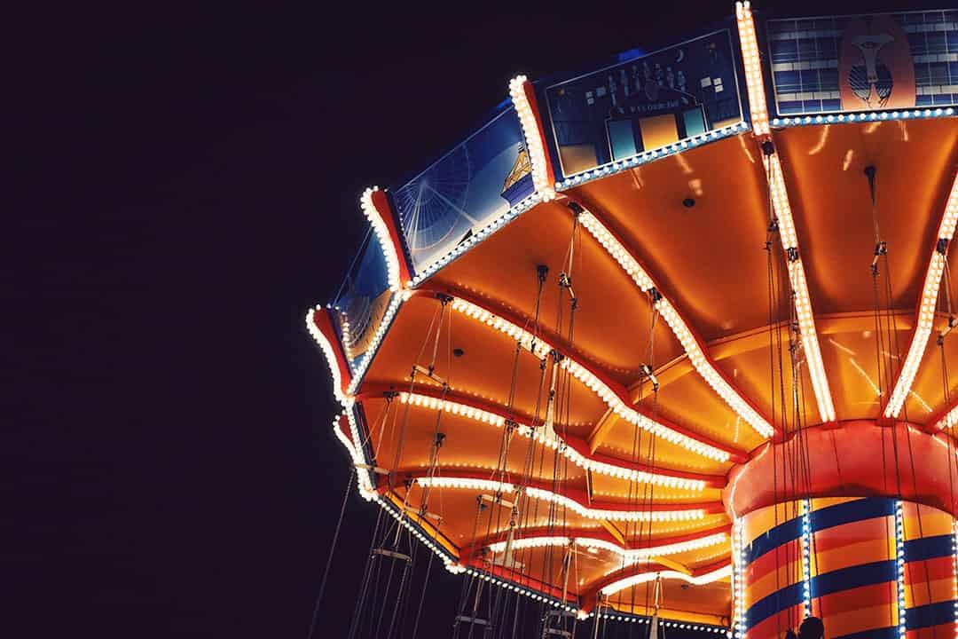 Round and Round the Mood-go-round
