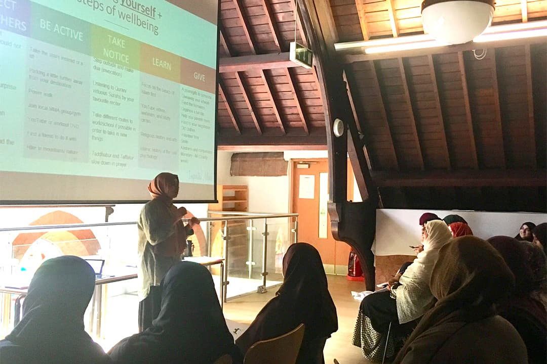 Mental Health Teacher Training at Al-Azhar Academy