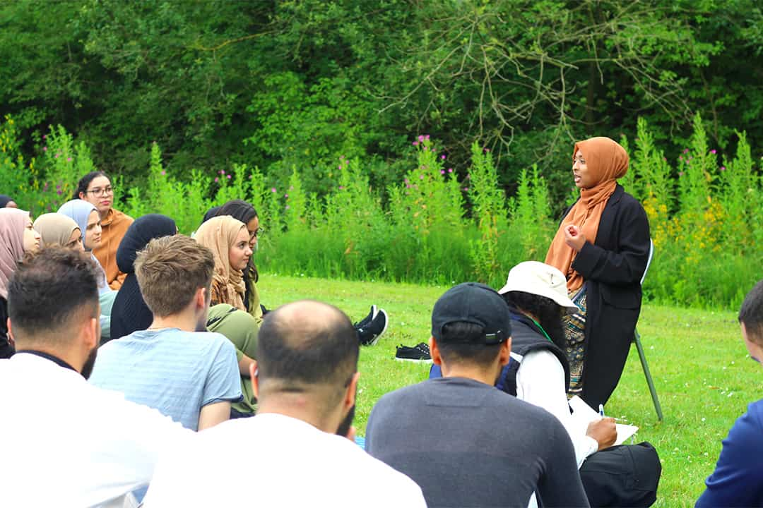 Reflection, Contemplation and Khalwa (spiritual seclusion) at Student Association IDEE – Netherlands Reflections