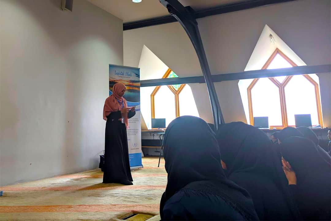Youth Mental Health Workshop at Al-Azhar Academy Reflections