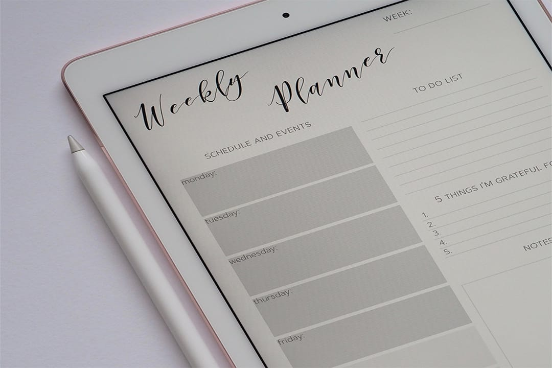 Making an Effective Checklist