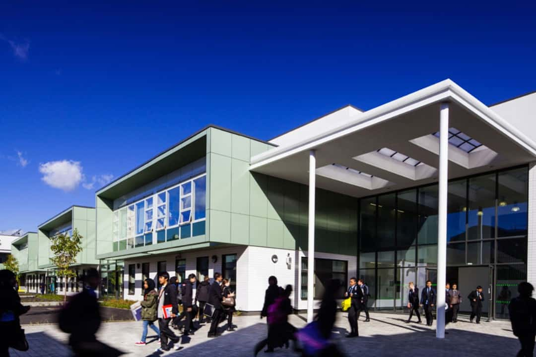 Morpeth Sixth Form with Young Foundation Reflections